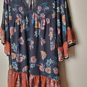 Flying Tomato Dresses - Flying Tomato Boho Dress
